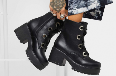 Cager Biker Boot