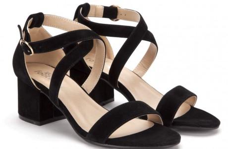 Exo Criss Cross Sandals