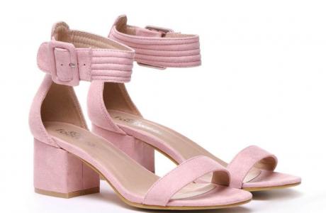 Kove Wide Strap pink