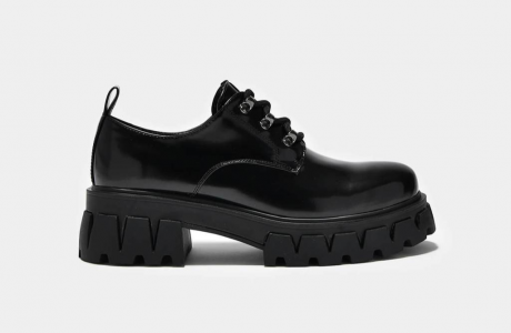 Black Mensis Cyber Shoes